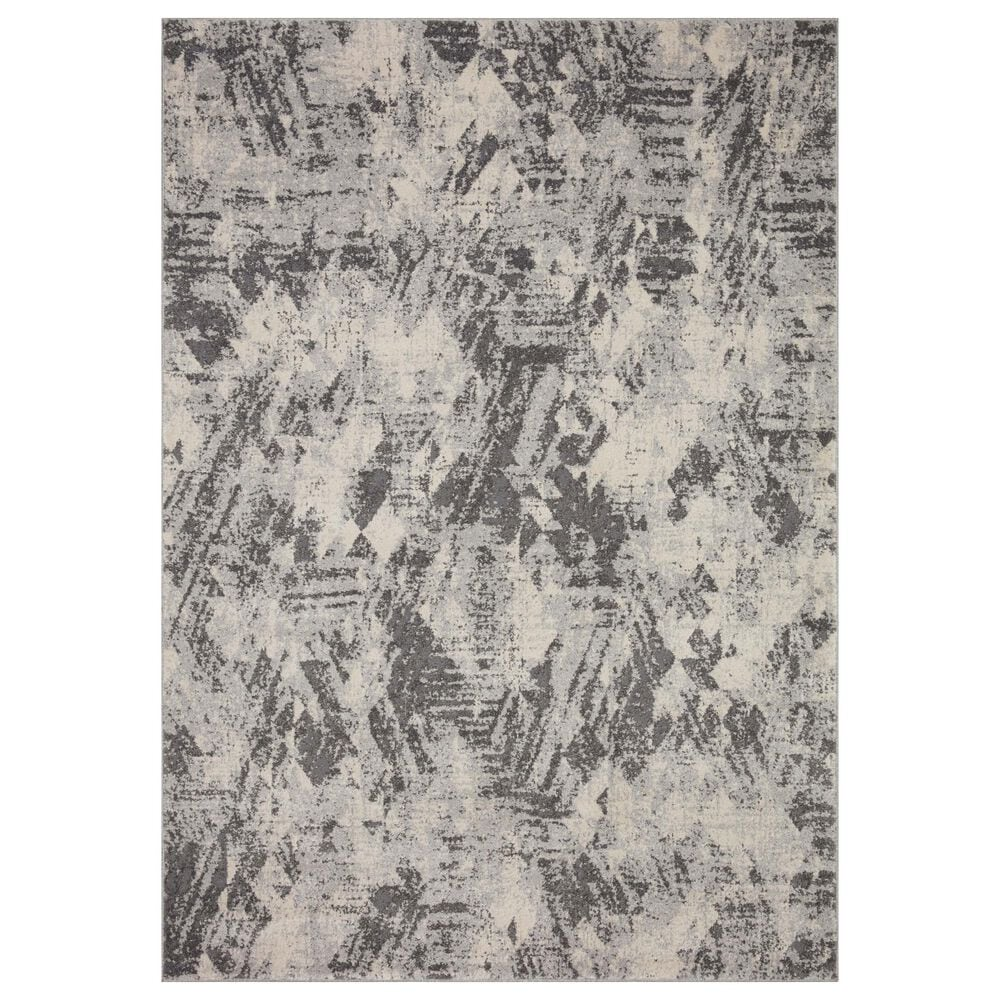 Loloi II Austen AUS-03 2' x 3' Stone and Pebble Area Rug, , large