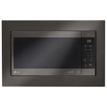 "LG 30"" Microwave Trim Kit in Black Stainless Steel, , large"