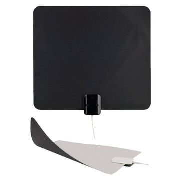 Audiovox Ultra-Thin Omni-Directional HDTV Indoor Antenna, , large