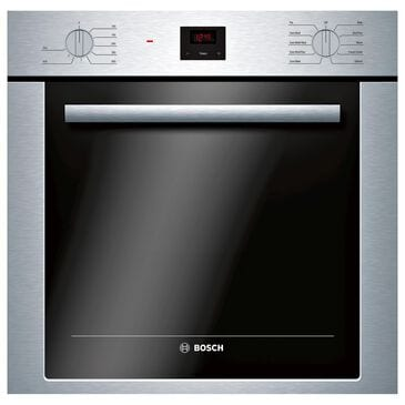 "Bosch 500 Series 24"" Single Electric Wall Oven with Convection in Stainless Steel, , large"