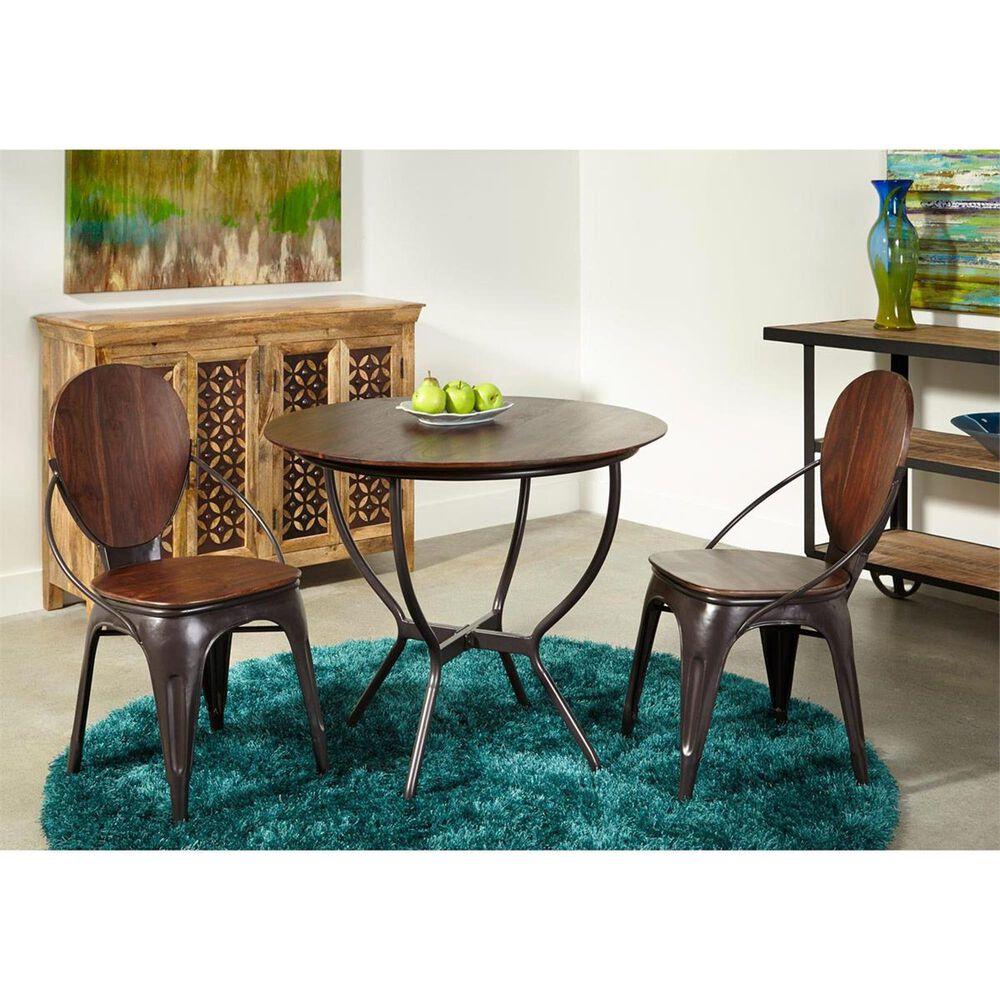 Shell Island Furniture Adler Dining Table in Adler Honey Brown, , large