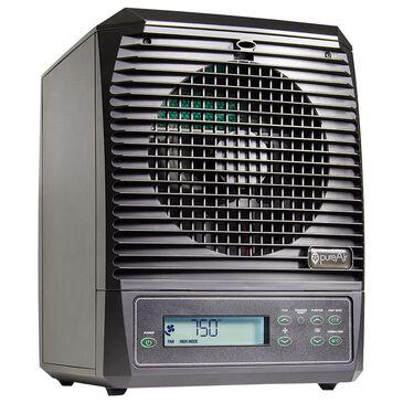 GreenTech Environmental pureAir 3000 Whole Home Air Purifier in Black, , large