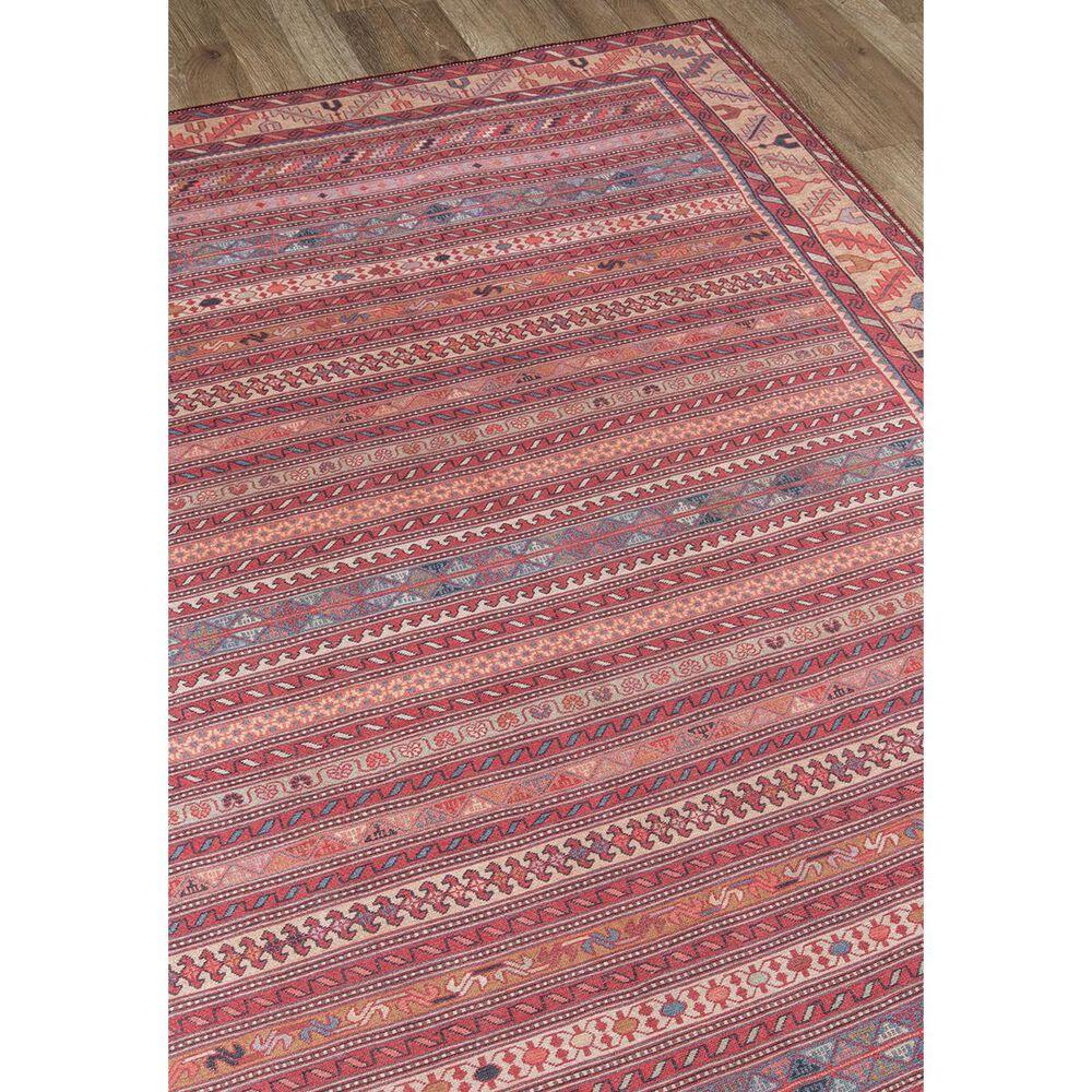 "Momeni Afshar AFS-05 5' x 7'6"" Multicolor Area Rug, , large"