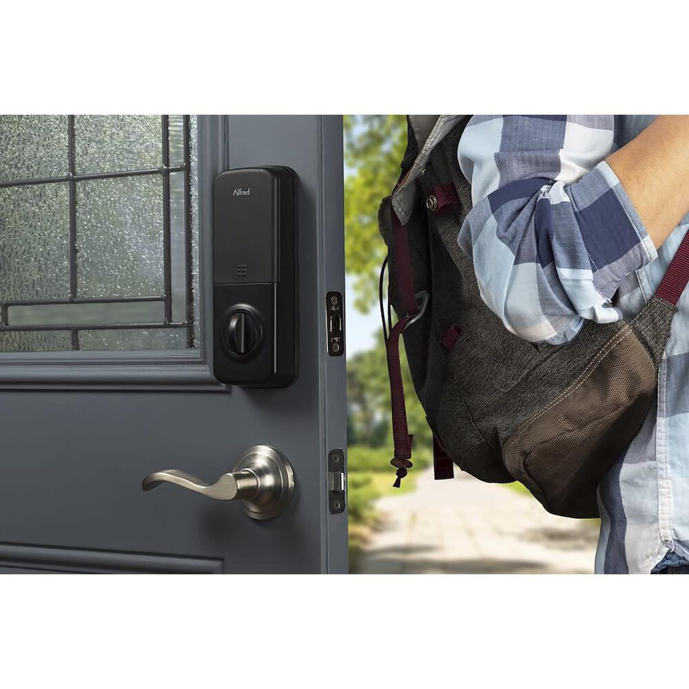 Alfred Music Db2 Smart Deadbolt Lock in Black, , large
