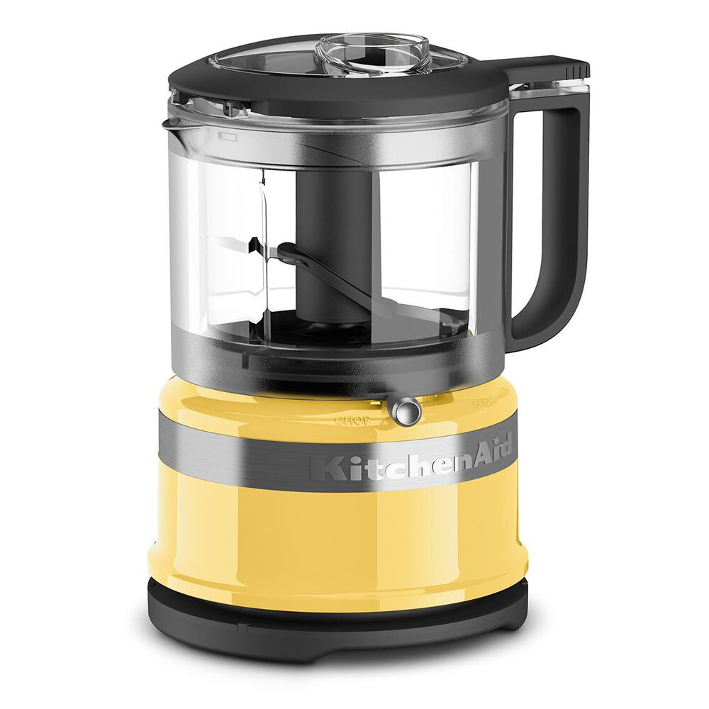 KitchenAid 3.5 Cup Food Chopper in Majestic Yellow, , large