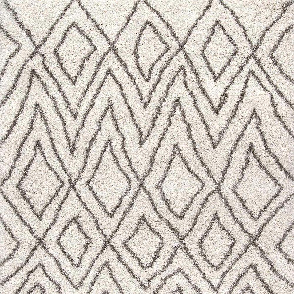 """nuLOOM Sahara MLSH05A 7'7"""" x 9'6"""" Ivory Area Rug, , large"""