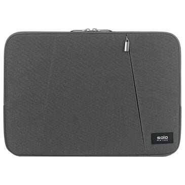 """Solo Oswald Sleeve for 13.3"""" Laptop in Grey, , large"""