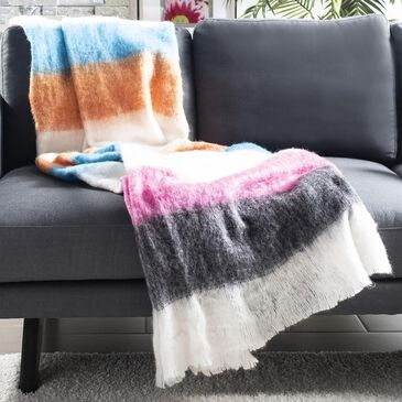 Safavieh Glendal Throw in Assorted, , large