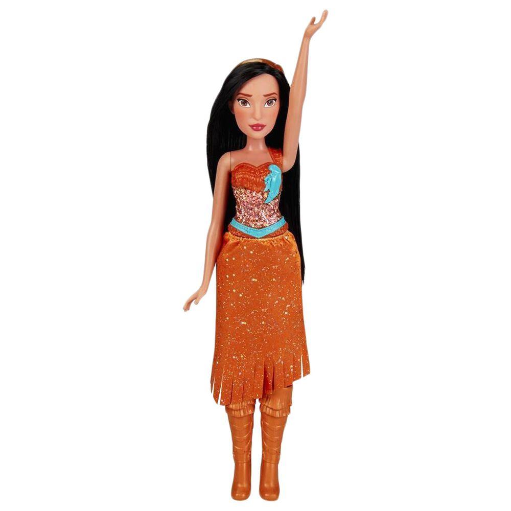 Disney Princess Royal Shimmer Pocahontas Fashion Doll, , large