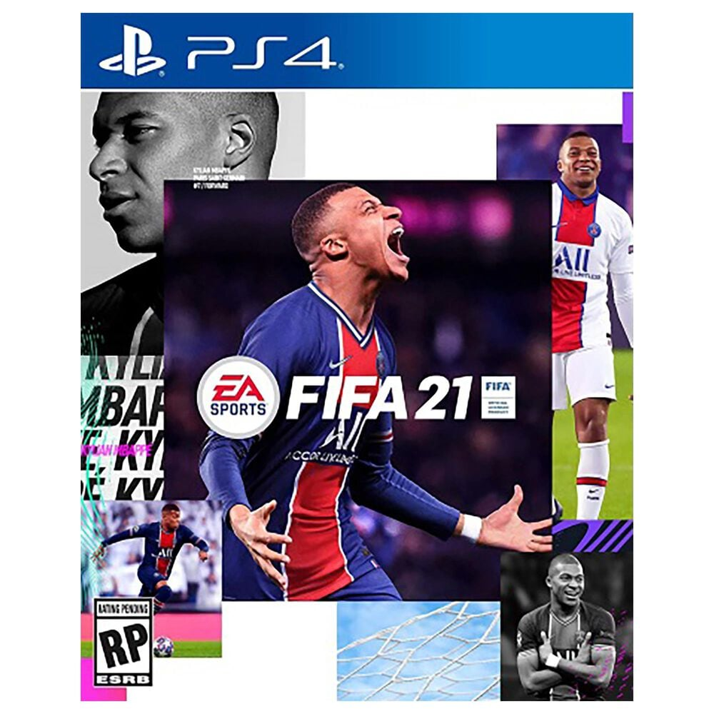 FIFA 21 - PlayStation 4, , large
