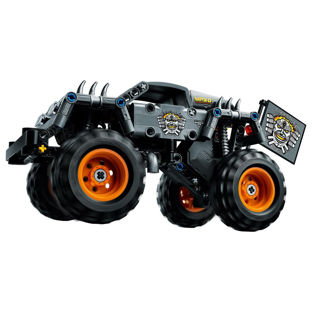 LEGO Technic Monster Jam Max-D Building Toy, , large