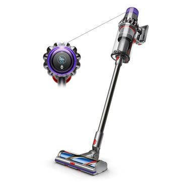 Dyson Outsize Cordless Vacuum Cleaner in Nickel , , large