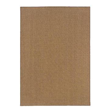 "Oriental Weavers Karavia 2068X 7'10"" x 10'10"" Brown Area Rug, , large"