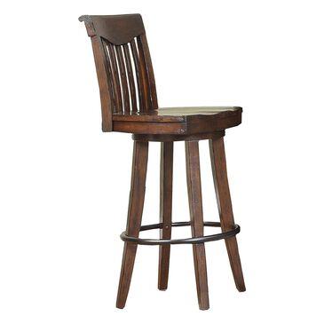 "Radius Gettysburg 30"" Bar Stool in Heavily Distressed Chestnut Oak, , large"