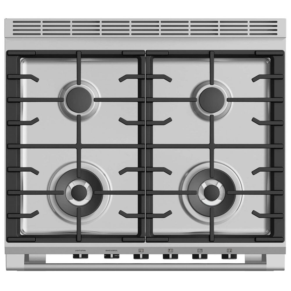 """Fisher and Paykel 30"""" Freestanding Classic Dual Fuel Range in Black, , large"""