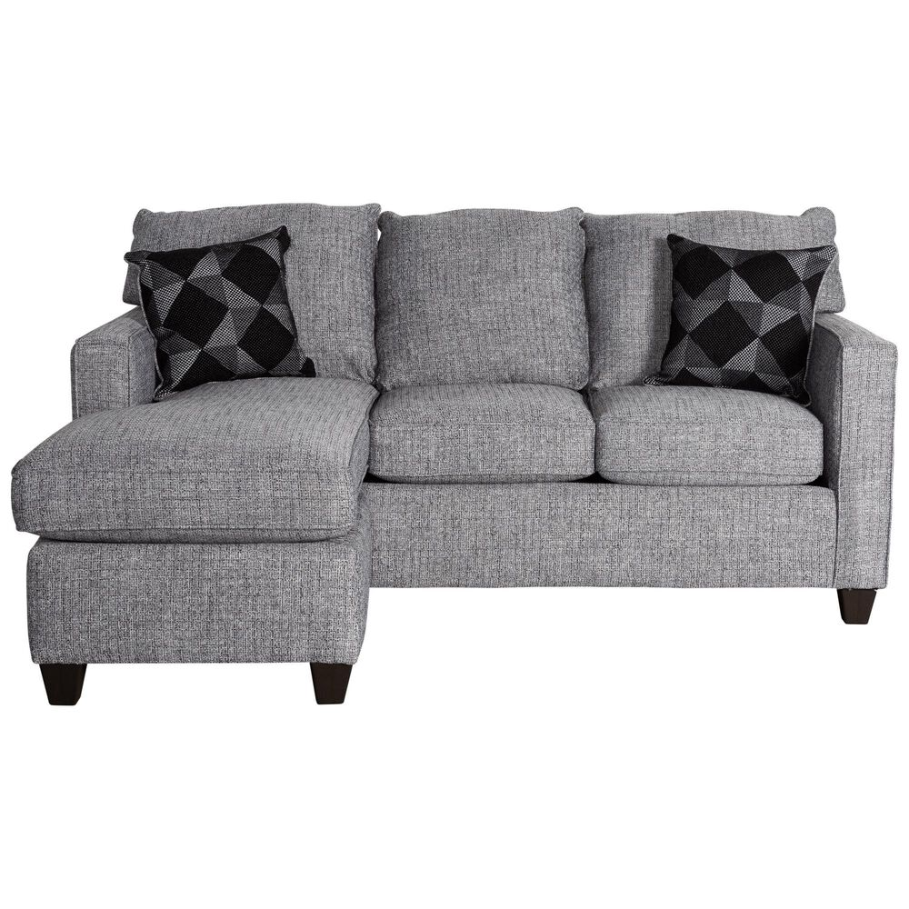 Southaven Ashville Sofa Chaise in Gray, , large