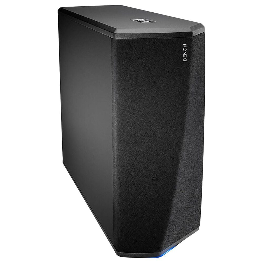 Denon Wireless Subwoofer with HEOS Built-in in Black, , large