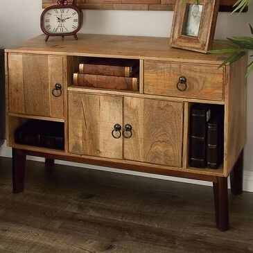 """Maple and Jade 30"""" x 42"""" Sideboard in Brown, , large"""