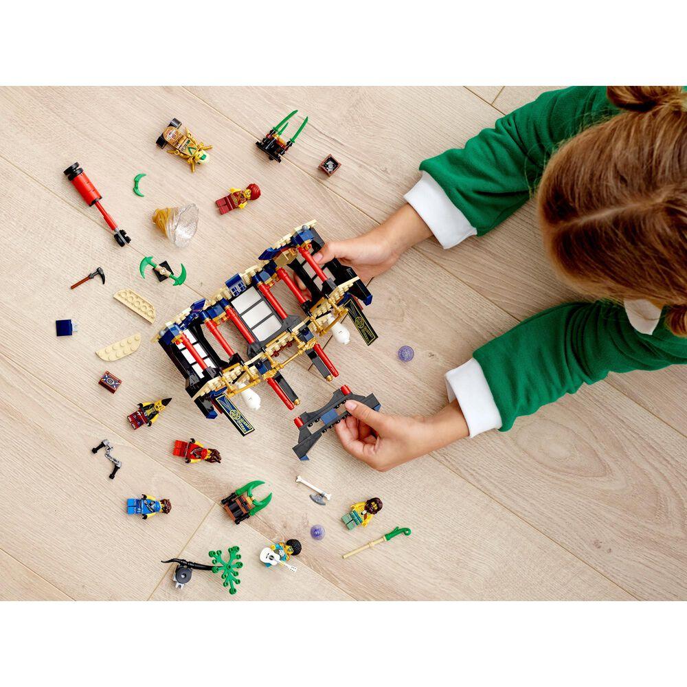 LEGO Ninjago Tournament of Elements Building Toy, , large