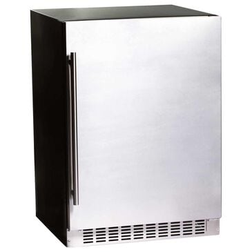 Azure 5.6 Cu. Ft. Built-In Compact Refrigerator in Stainless Steel, , large