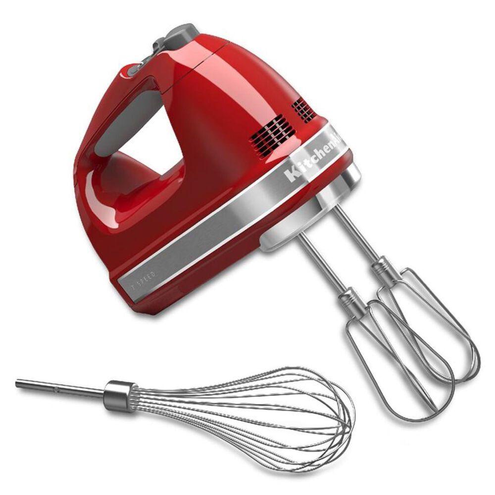 KitchenAid 7-Speed Hand Mixer, , large