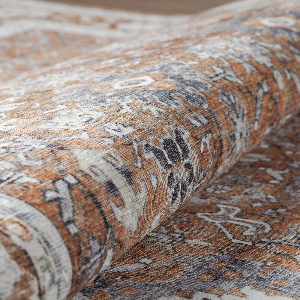 """Dalyn Rug Company Amanti AM4 8'6"""" x 12'9"""" Walnut Area Rug, , large"""