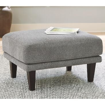 Signature Design by Ashley Baneway Ottoman in Sterling, , large