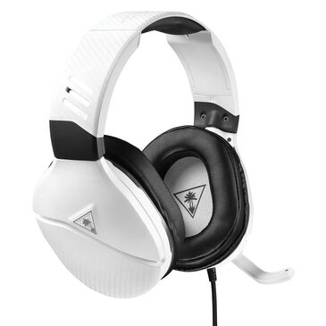 Turtle Beach Recon 200 White Wired Amplified Gaming Headset for Xbox One, PS4 and PS4 Pro in White, , large