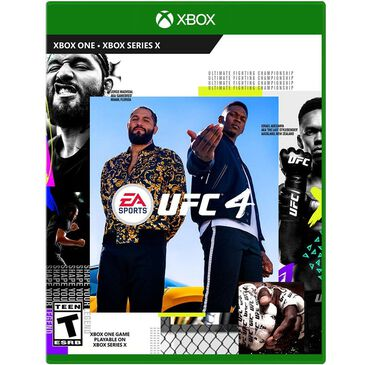 UFC 4 - Xbox One, , large