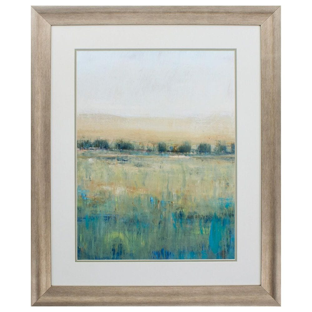 """Propac """"Open Meadow View I"""" Wall Art in Green, , large"""