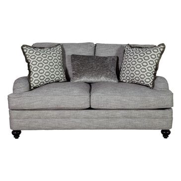 Bernhardt Tarleton Loveseat in Smoke, , large