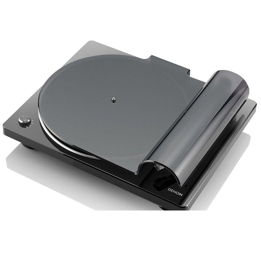 Denon DP-400 Hi-Fi Turntable with Speed Auto Sensor, , large