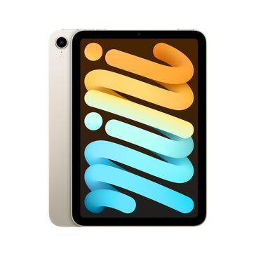 Apple iPad mini 6th Generation (Latest Model) Wi-Fi + Cellular 64GB - Starlight, , large