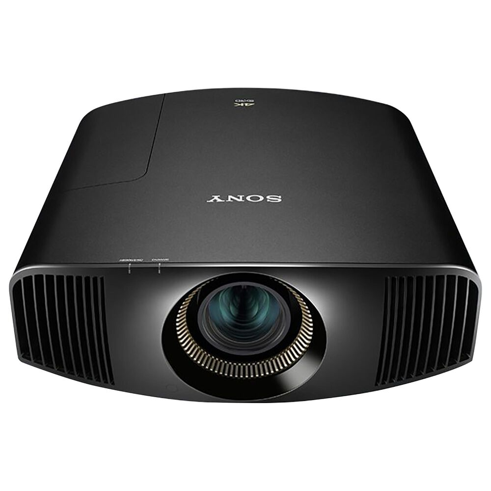 Sony 4K HDR 1800 Lumen Home Theater Projector in Black, , large