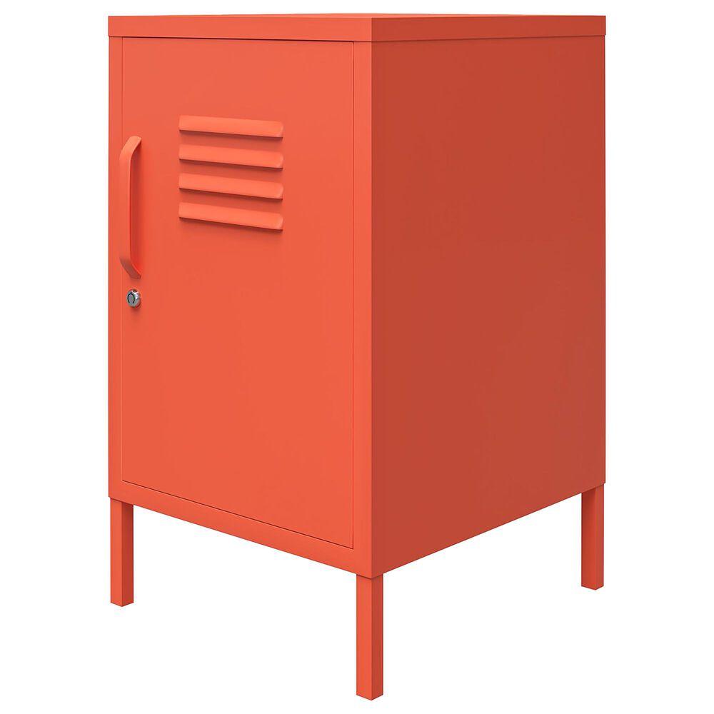 Novogratz Cache End Table in Orange, , large