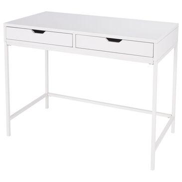 Butler Belka Desk in White, , large