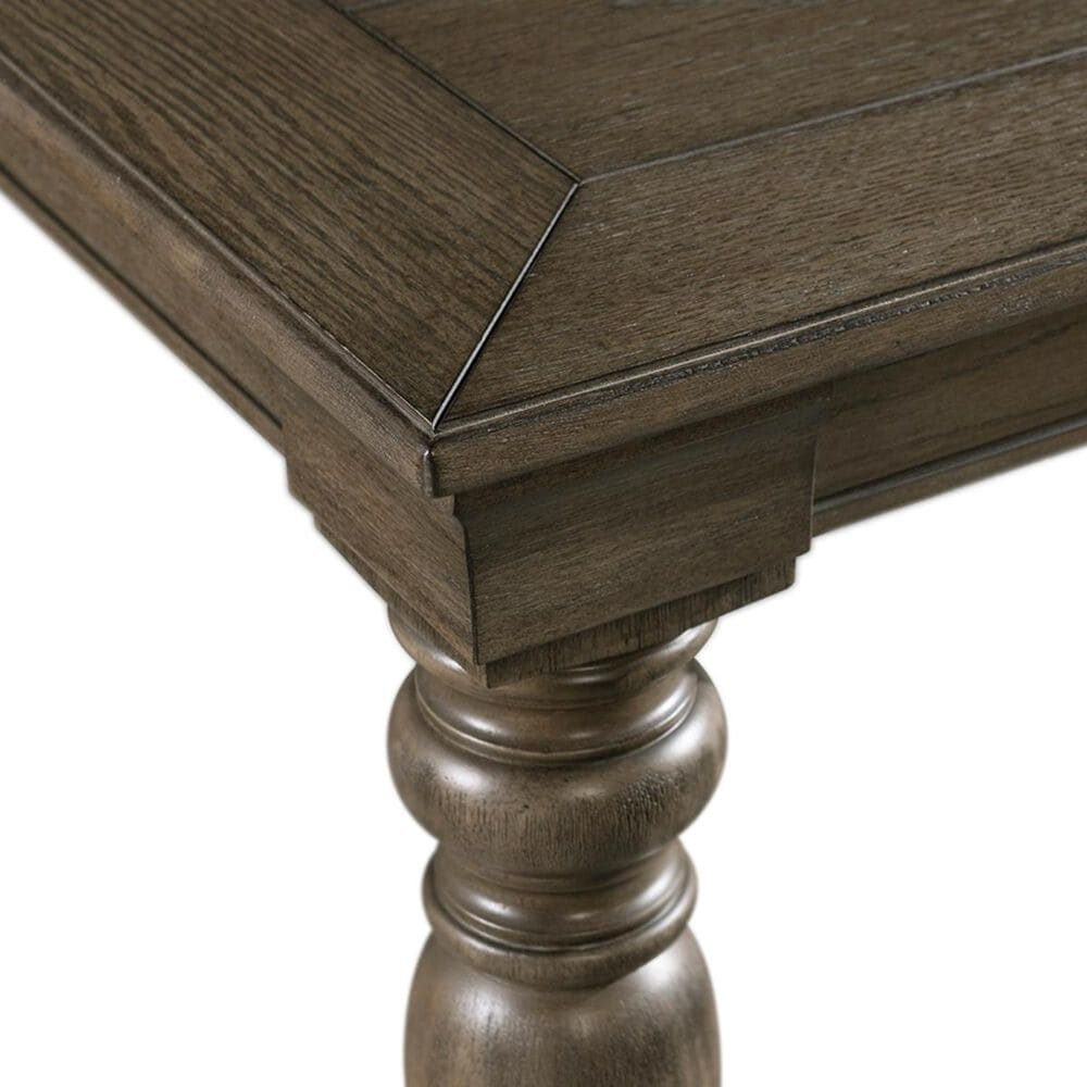 Hawthorne Furniture Balboa Park Dining Table in Roasted Oak - Table Only, , large