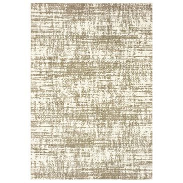 "Oriental Weavers Verona 1803J 6'7"" x 9'6"" Ivory and Taupe Area Rug, , large"