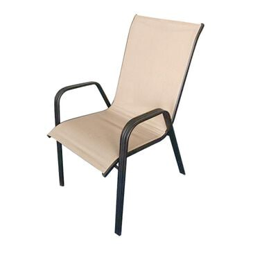 Global Note Collections Stack Chair in Tan, , large
