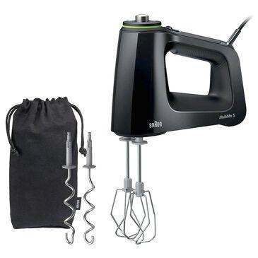 Braun Hand Mixer in Black, , large