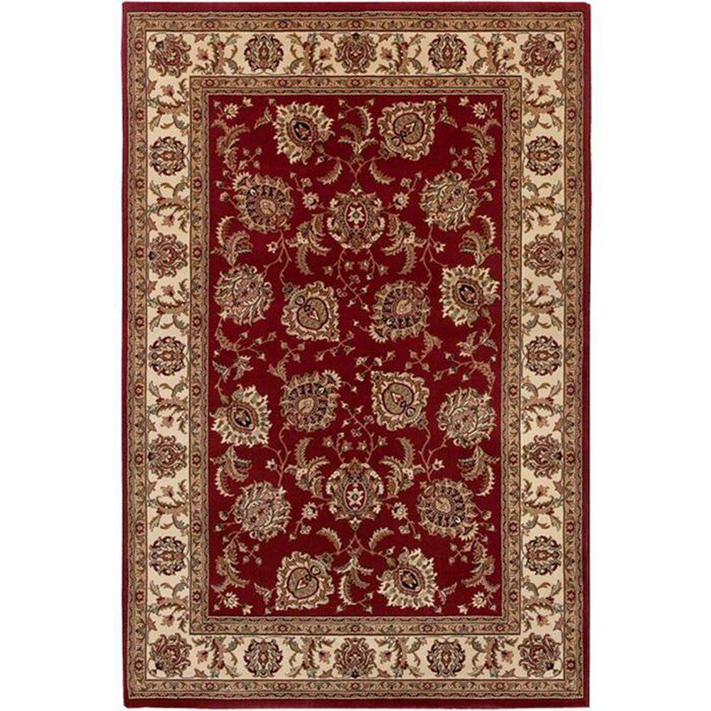 "Oriental Weavers Ariana 117C 10' x 12'7"" Red Area Rug, , large"