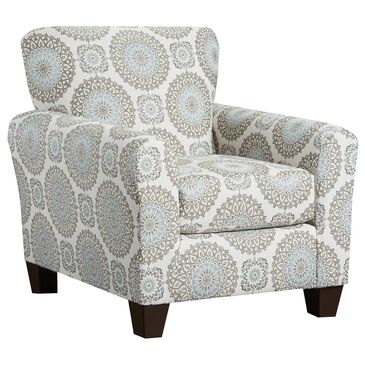 Arapahoe Home Accent Chair in Brianne Twilight, , large