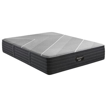 Simmons Beautyrest Black Hybrid X-Class Plush Queen Mattress Only, , large