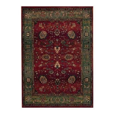 "Oriental Weavers Kharma 807C 5'3"" x 7'6"" Red Area Rug, , large"
