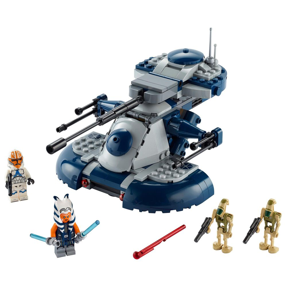 LEGO Star Wars Armored Assault Tank Building Set, , large