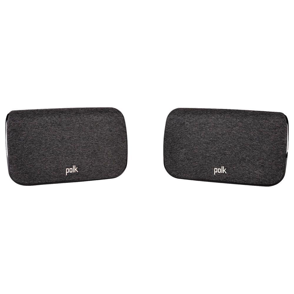 Polk SR2 Wireless Surround Speakers Pair (for Select Polk Sound Bars) in Black, , large