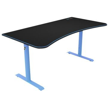 Arozzi Arena Gaming Desk in Blue, , large