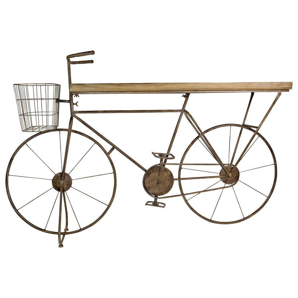 VIP Home and Garden American Mercantile Framed Floral Art