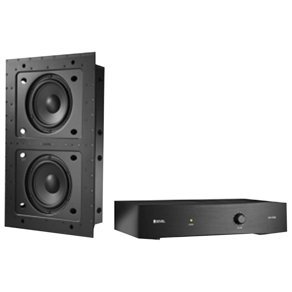 """Revel Dual 8"""" Revel SA1000 In Wall Subwoofer, , large"""