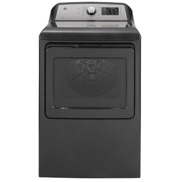 GE Appliances 7.4 Cu. Ft. Electric Dryer with Sensor in Diamond Gray, , large